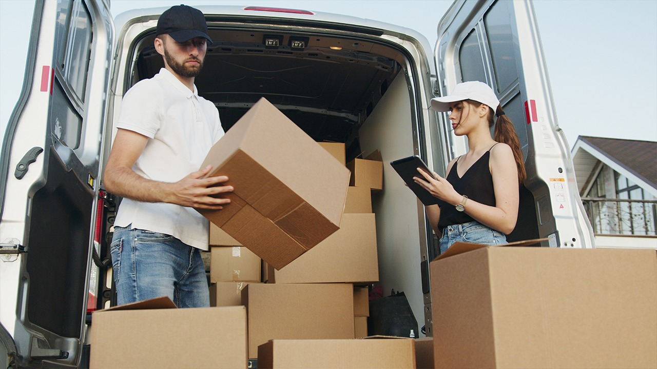 Packing Services Stockton